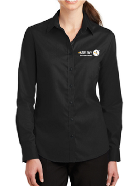 Port Authority Ladies SuperPro Twill Shirt