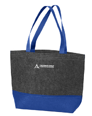 Port Authority Medium Felt Tote