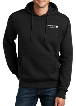 District Perfect Weight Fleece Hoodie