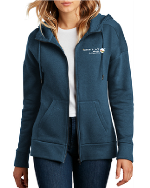 District Women's Perfect Weight Fleece Drop