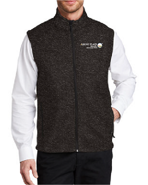 Port Authority Sweater Fleece Vest