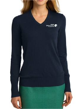 Port Authority Ladies V-Neck Sweater